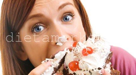как отказаться от мучного и сладкого