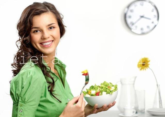 Правильные диеты для похудения