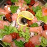 Рыба диетическая рецепт.