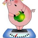 Как закрепить вес?