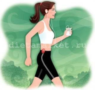 Техника ходьбы для похудения