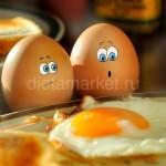 Диета без яиц.