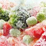 Диета для здоровья осенью и зимой.