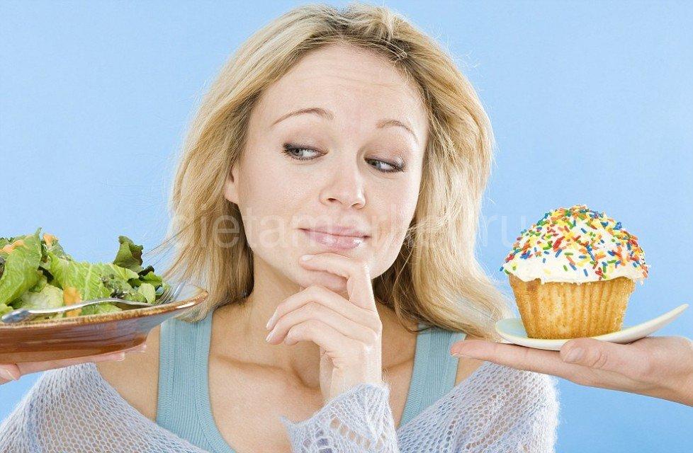 Как победить чрезмерный аппетит на сладости.
