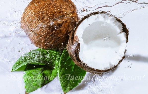 Кокосовая вода для похудения